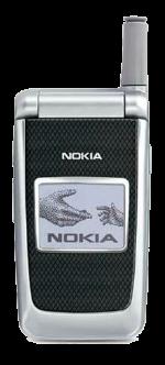 Nokia VI-3155 Silver