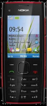 Nokia X2 Black