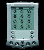 Palm M500 Gray