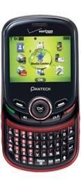 Pantech Jest 2 Red