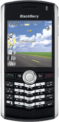 BlackBerry Pearl 8110 Black