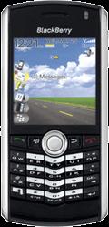 BlackBerry Pearl 8120 Black