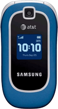 Samsung A237 Blue