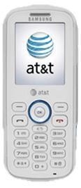 Samsung A637 White