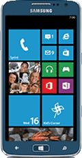 Samsung ATIV S Neo Blue