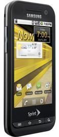 Samsung Conquer 4G Black