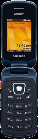 Samsung Convoy 4 Black