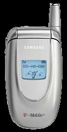 Samsung E105 Silver