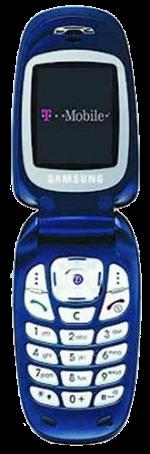 Samsung E335 Blue