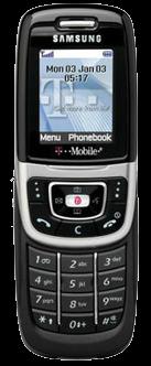 Samsung E635 Black