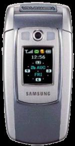 Samsung E715 Silver