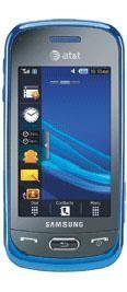 Samsung Eternity II Blue