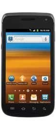 Samsung Exhibit II 4G Black