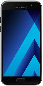 Samsung Galaxy A3 (2017) Black