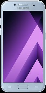Samsung Galaxy A3 (2017) Blue
