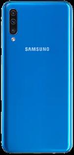 Samsung Galaxy A50 Blue