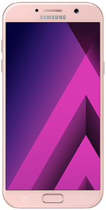 Samsung Galaxy A7 (2017) Pink