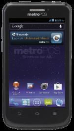 Samsung Galaxy Admire 4G Black