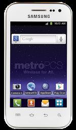 Samsung Galaxy Admire 4G White