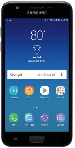 Samsung Galaxy Amp Prime 3 Black