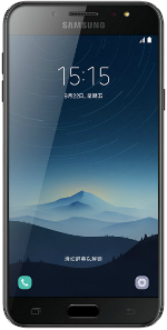 Samsung Galaxy C8 None