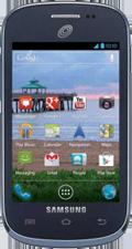 Samsung Galaxy Centura Black