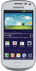 Samsung Galaxy Exhibit White