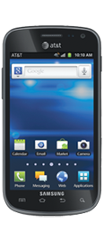 Samsung Galaxy Exhilarate Black