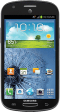 Samsung Galaxy Express GoPhone Black