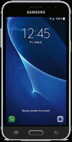 Samsung Galaxy Express Prime Black