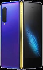 Samsung Galaxy Fold Blue