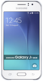 Samsung Galaxy J1 Ace White