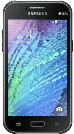 Samsung Galaxy J1 LTE Black
