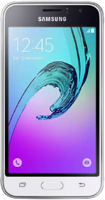 Samsung Galaxy J1 Mini White
