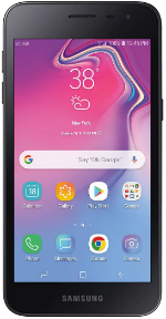Samsung Galaxy J2 Pure Black
