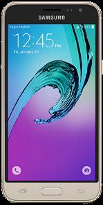Samsung Galaxy J3 (2016) Silver