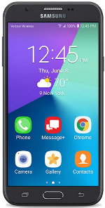 Samsung Galaxy J3 Eclipse Black