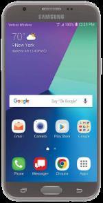 Samsung Galaxy J3 Mission Black