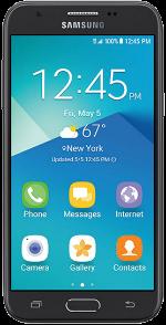 Samsung Galaxy J3 Prime Black