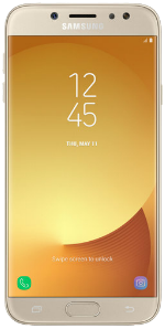 Samsung Galaxy J7 (2017) Gold
