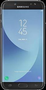 Samsung Galaxy J7 Sky Pro Black
