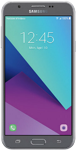 Samsung Galaxy J7 V Black