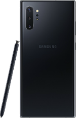 Samsung Galaxy Note 10+ Black