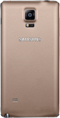 Samsung Galaxy Note 4 Gold