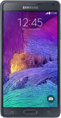 Samsung Galaxy Note 4 Gray