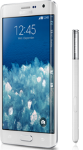 Samsung Galaxy Note Edge White
