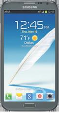 Samsung Galaxy Note II Black