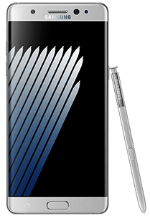 Samsung Galaxy Note7 Silver