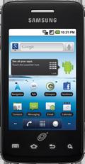 Samsung Galaxy Precedent Black