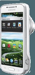 Samsung Galaxy S 4 zoom Silver